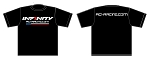 RC1 Racing Infinity T-shirt size M